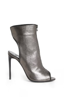 TOM FORD open toe and heel high zipped ankle boots
