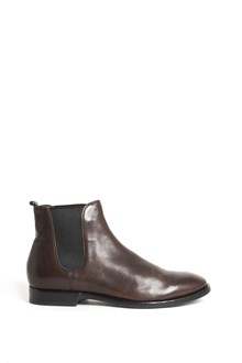 BUTTERO calf leather  'Kinsley' ankle boots