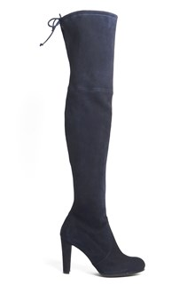 STUART WEITZMAN High suede ' Highland'   boots