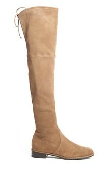 STUART WEITZMAN High  suede 'Lowland'  boots