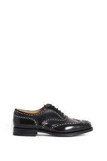 CHURCH'S 'Burwood'  calf leather lace-ups with studs