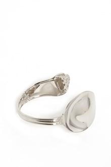MAISON MARGIELA silver 'Spoon' bracelet