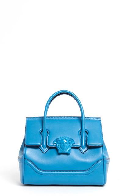 VERSACE 'Palazzo Empire ' leather  handbag  with 'Medusa' head