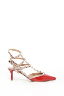 VALENTINO GARAVANI 'Rockstud' patent leather pumps