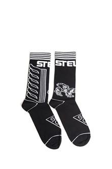 STELLA MCCARTNEY 'Stella' inlaid socks