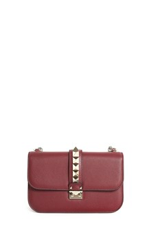 VALENTINO GARAVANI 'Lock' medium studded leather shoulder bag