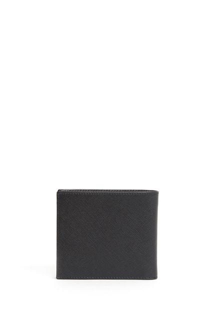 PRADA 'Travel' saffiano leather wallet