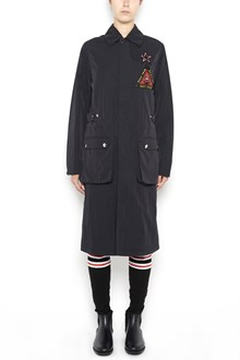 GIVENCHY Parka with patches