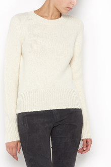 ISABEL MARANT 'Erwan' crewneck alpaca wool sweater