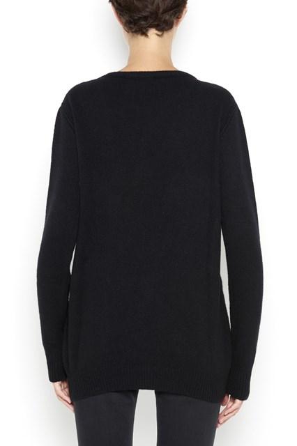 ALBERTA FERRETTI Wool long sleeves Rainbow capsule sweater