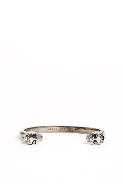 ALEXANDER MCQUEEN rigid bracelet