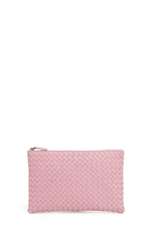 BOTTEGA VENETA 'Misc' medium woven leather clutch