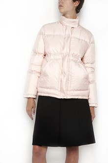 PRADA LINEA ROSSA Short padded jacket with buttons closure