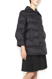 PRADA LINEA ROSSA long padded jacket with pockets and buttons closure