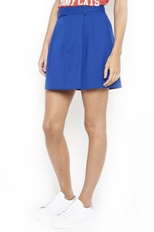 HILFIGER Sporty tailored pleated  mini skirt