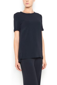 MAX MARA 'Val' viscose 1/2 sleeves t-shirt