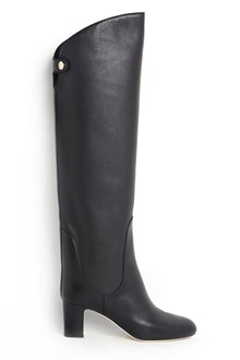 JIMMY CHOO 'Minerva' leather boots