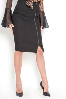 TOM FORD High waist skirt with side zip