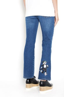 STELLA MCCARTNEY 'Silvestro' embroidered jeans