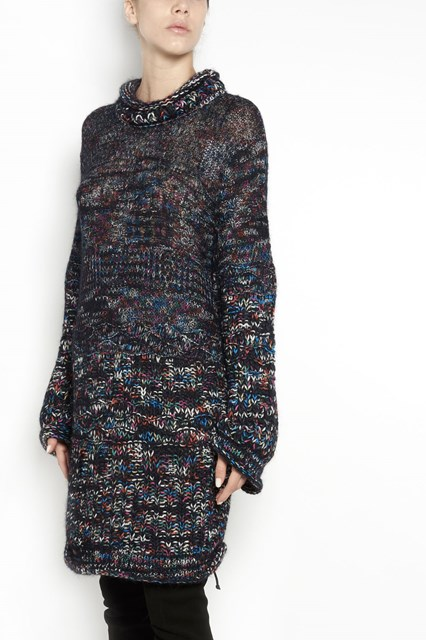 MISSONI maxi sweater dress