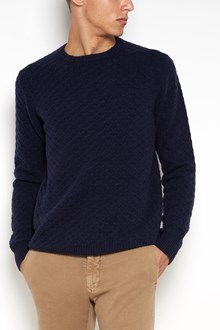 ZANONE Crew-neck lambwool sweater