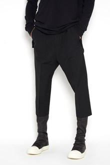 RICK OWENS 'Cargo' cropped trousers