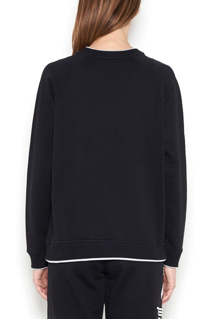 KENZO 'Tiger' embroidered crew-neck sweatshirt