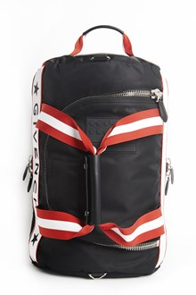 GIVENCHY 3 pockets backpack with logo bands
