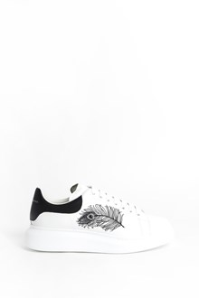 ALEXANDER MCQUEEN sneaker from Alexander McQueen: embroidered sneaker with over sole