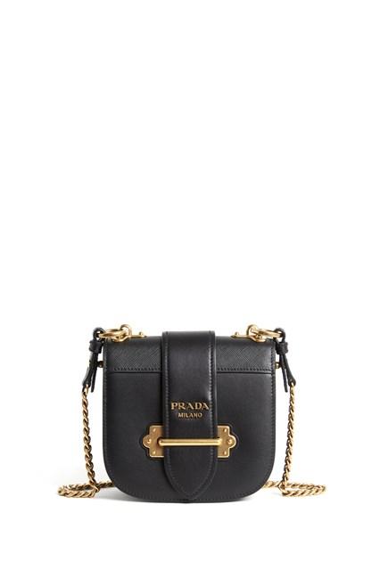 PRADA 'Pionier city' mini leather shoulder bag