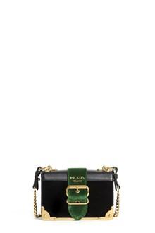 PRADA mini 'cahier' crossbody bag