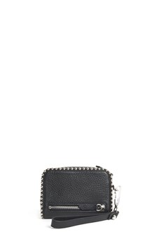 ALEXANDER WANG wallet from Alexander Wang: leather wallet with ball studs