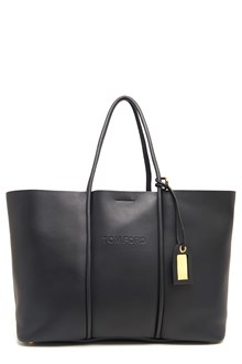 "TOM FORD calf leather ""total day"" shopping bag"
