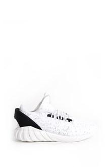 "ADIDAS ORIGINALS ""tubolar doom"" sneakers with black back"