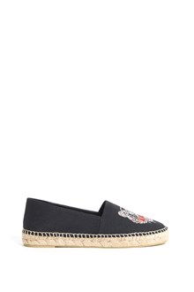 KENZO 'Tiger' embroidered espadrillas