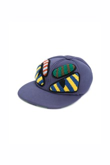 FENDI KIDS Cap with patches