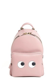 ANYA HINDMARCH leather 'Mini eyes right circus' backpack