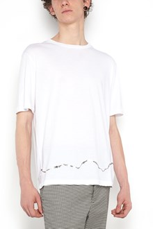 HAIDER ACKERMANN cotton t-shirt with gold band