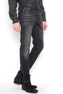 SAINT LAURENT Stretch skinny jeans with low waist