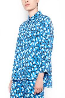 MARNI 'Plume' printed all over viscose shirt
