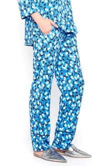 """MARNI """"Plume"""" printed all over viscose trousers"""