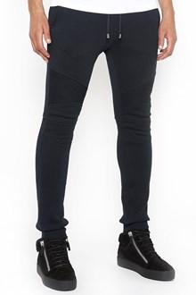 BALMAIN tranksuit pants with insert on knee