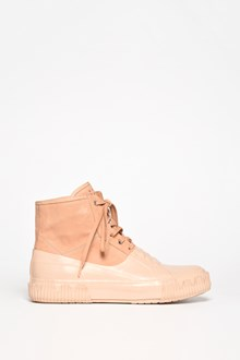 BOTH 'Galosh' rubber half covered sneaker