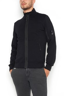 C.P. COMPANY zipper sweater with pockets