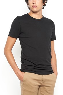 MAJESTIC FILATURES cotton t-shirt mixed cashmere