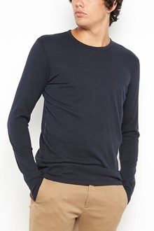 MAJESTIC FILATURES cotton long sleeves shirt mixed cashmere
