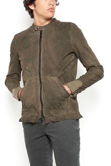 GIORGIO BRATO lamb leather jacket with pockets