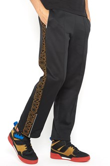 STELLA MCCARTNEY Cotton pants with side bands