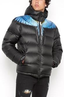 MARCELO BURLON - COUNTY OF MILAN Nylon printed padded jacket