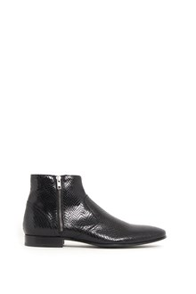 PETE SORENSEN 'Hurricane' low piton ankle boots